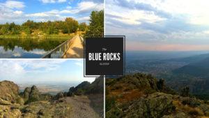 Сините скали до Сливен