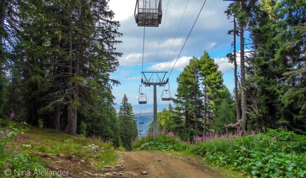 Лифта към 7те Риски езера